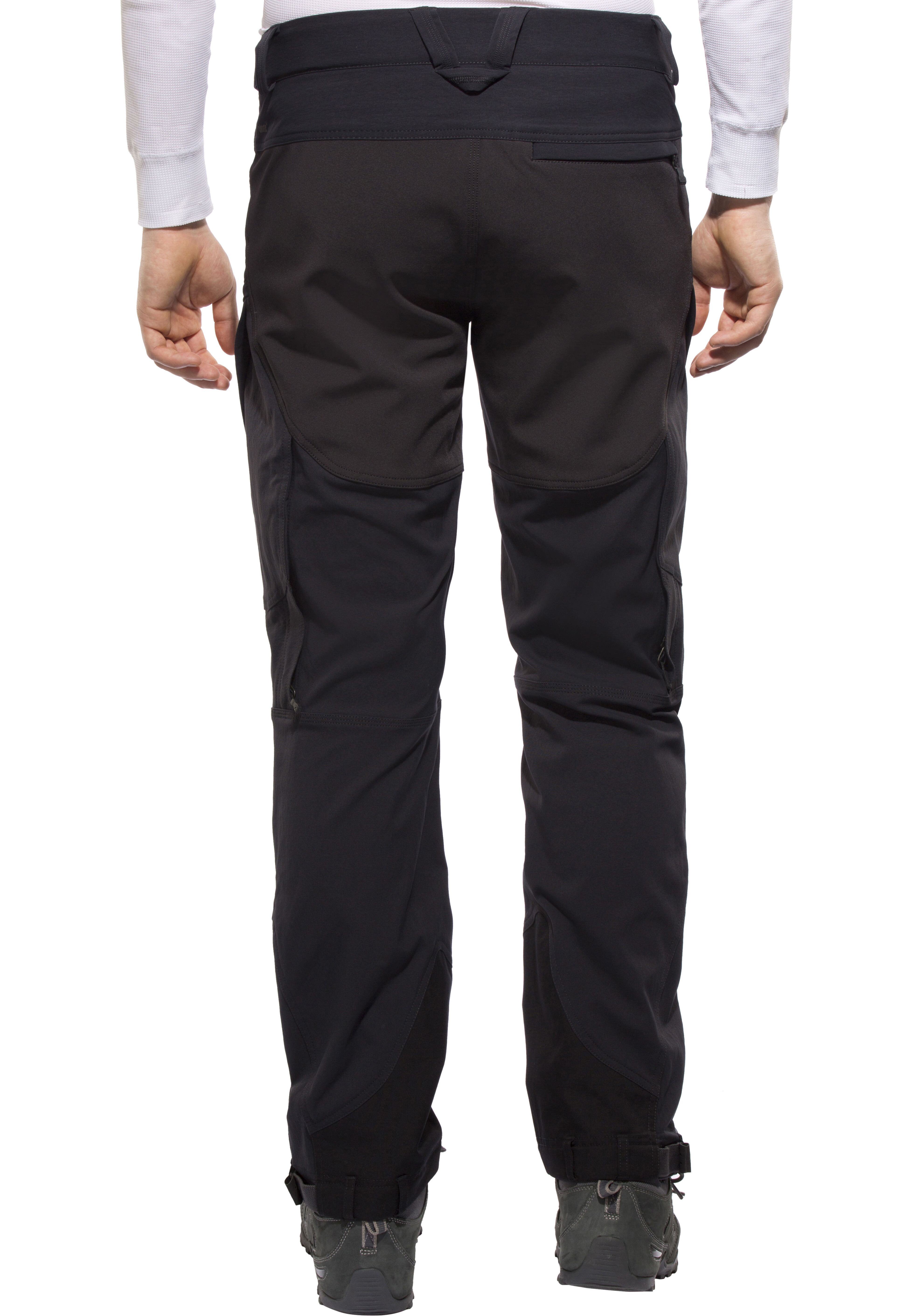 Haglöfs Rugged II Mountain Pants Men black